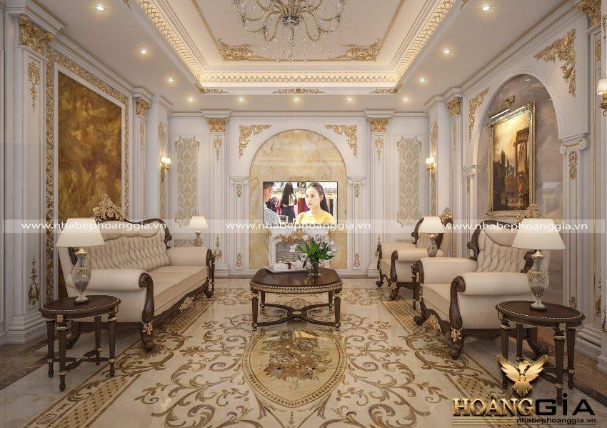 Người giàu chọn phong cách thiết kế nội thất chung cư cao cấp nào