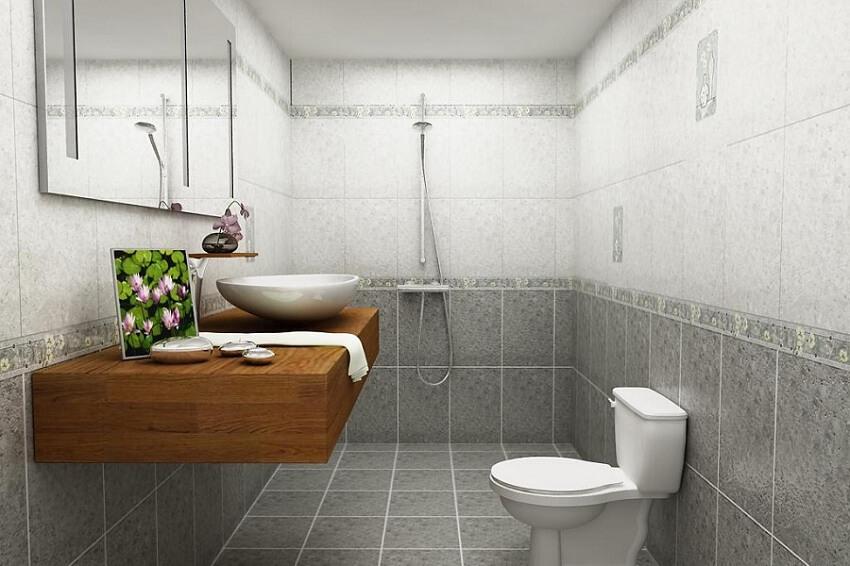 mẫu gạch ốp lát nhà vệ sinh cao cấp