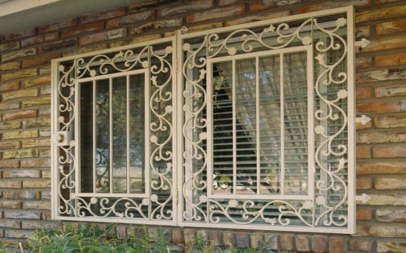 mẫu khung cửa sổ đẹp
