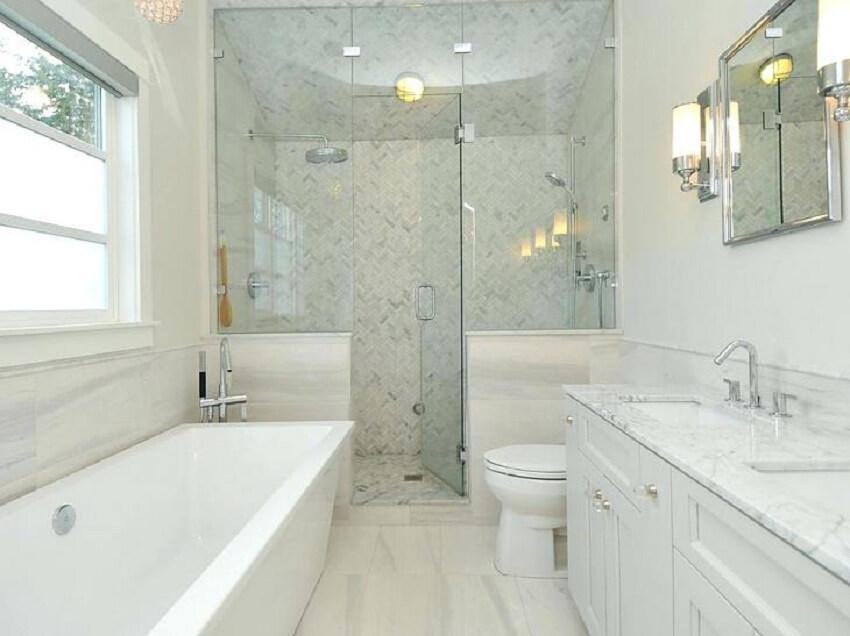Mẫu phòng tắm nhỏ đẹp