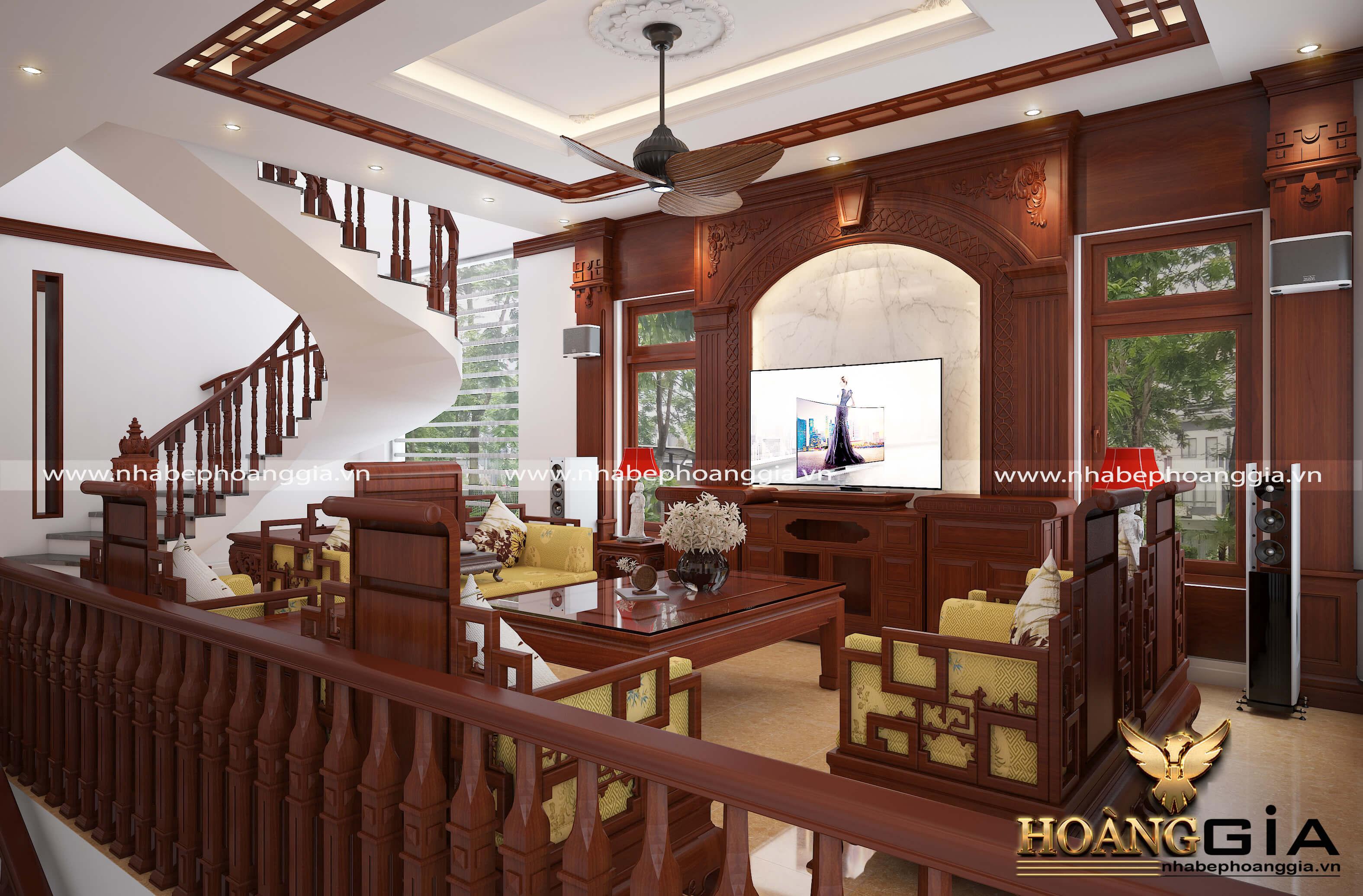 Tư vấn thiết kế nội thất tối ưu cho nhà 90m2 - Nhà Bếp Hoàng Gia