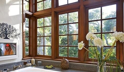 mẫu song cửa sổ gỗ đẹp