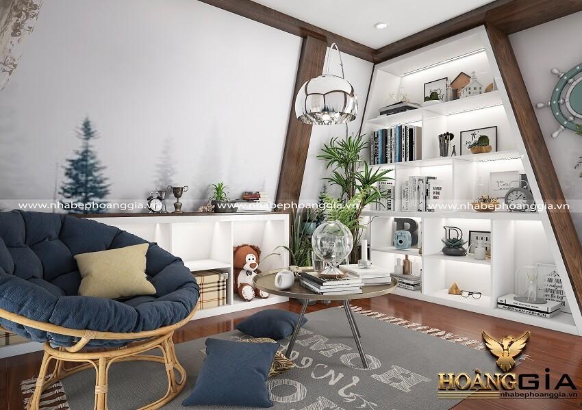 thiết kế nội thất tân cổ điển sơn trắngthiết kế nội thất tân cổ điển sơn trắng