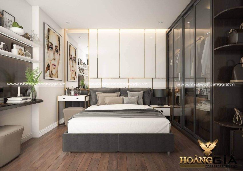 mẫu phòng ngủ master đẹp 2021