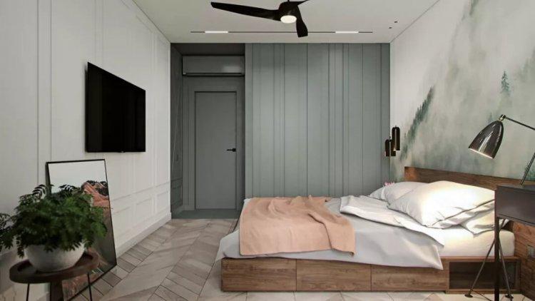 thiết kế nội thất căn hộ 60m2