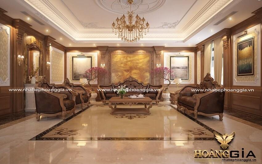 Xưởng sản xuất đồ nội thất cổ điển Châu Âu cao cấp tại Hà Nội
