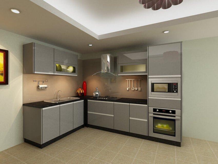 tủ bếp chống mối mọt