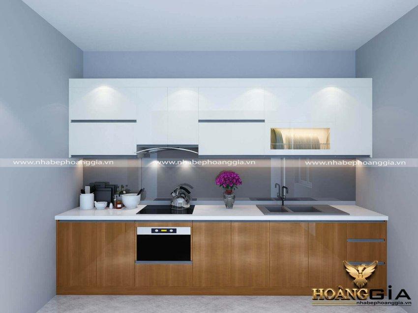 Lựa chọn vật liệu cho nhà bếp