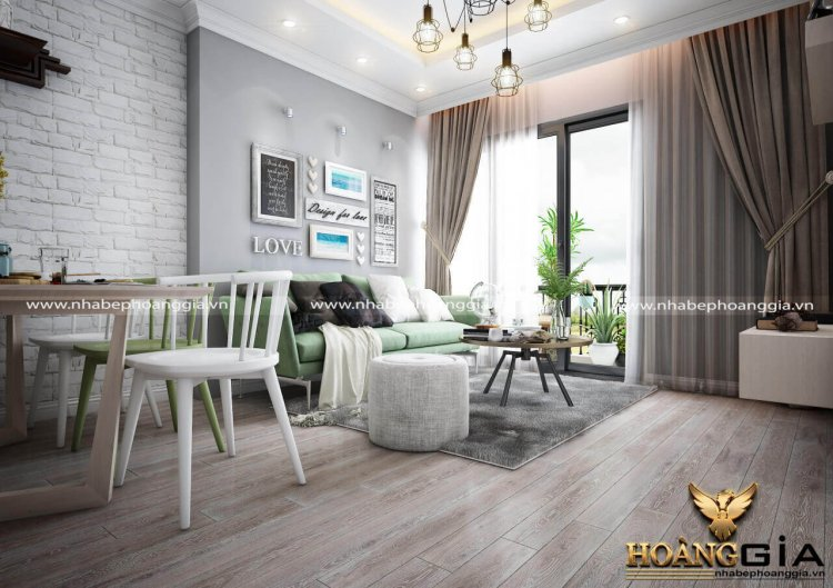 mẫu nội thất đẹp cho chung cư