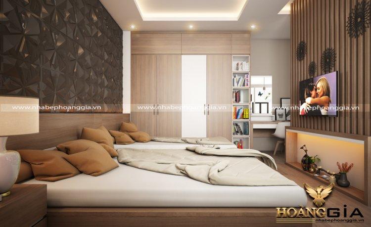 nguyên tắc thiết kế phòng ngủ hiện đại