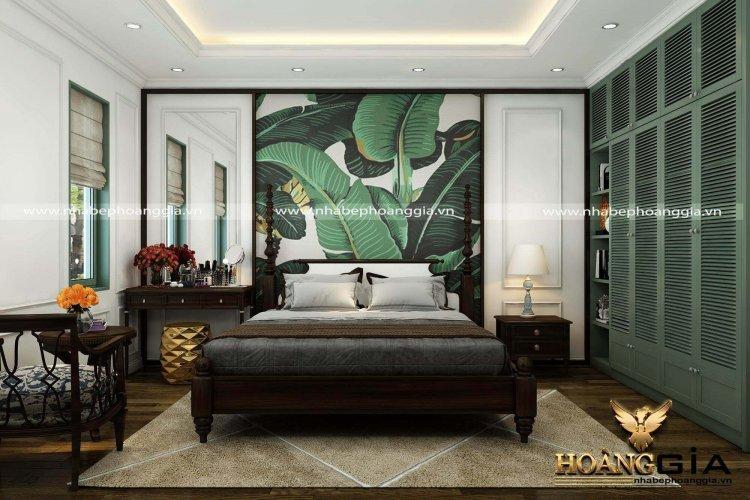 phong cách thiết kế nội thất Đông Dương