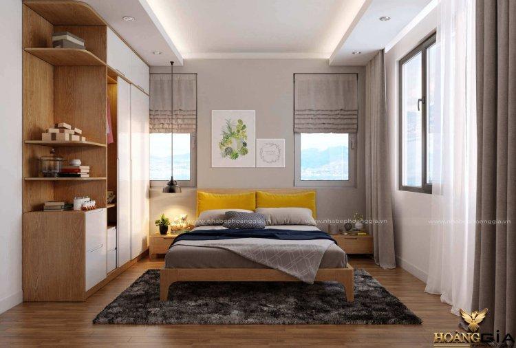 Nên làm giường bằng gỗ gì?