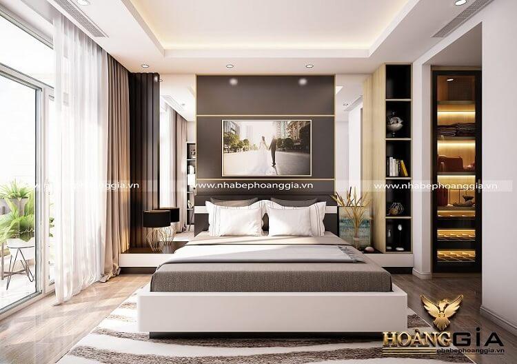 mẫu phòng ngủ hiện đại đẹp nhất 2020