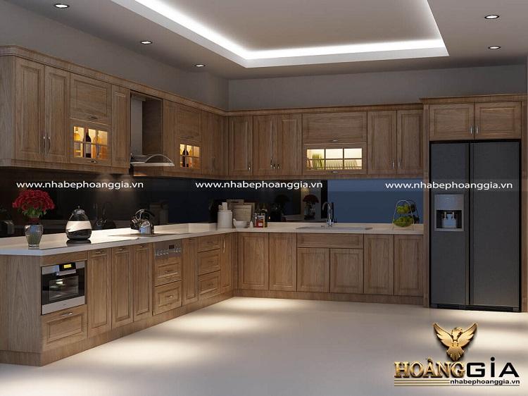 showroom tủ bếp tại Hà Nội