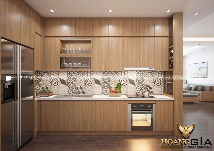 thiết kế thi công tủ bếp tại Hà Giang