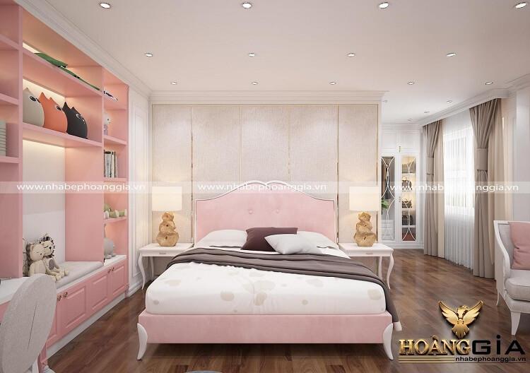 mẫu thiết kế nội thất biệt thự Vinhomes Riverside