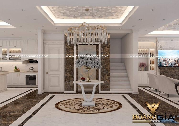 thiết kế nội thất biệt thự tân cổ điển phong cách Christopher Guy