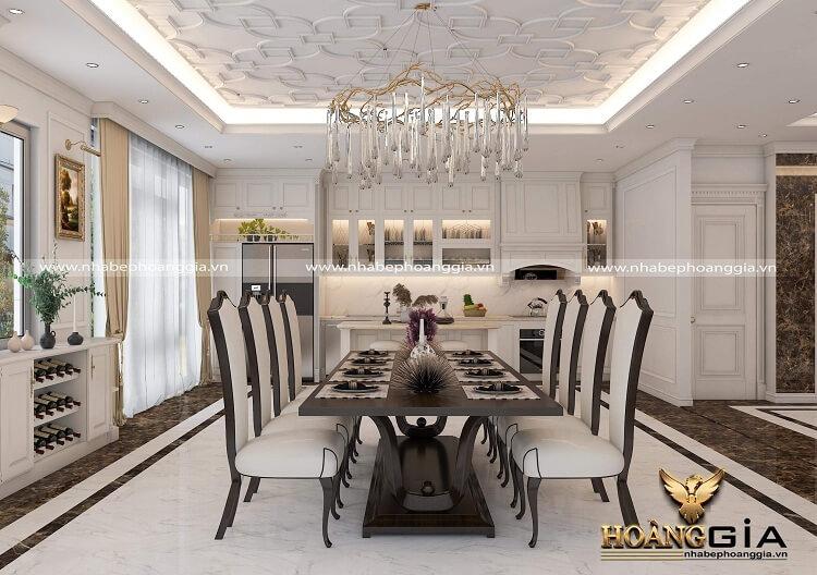 thiết kế nội thất tân cổ điển phong cách Christopher Guy