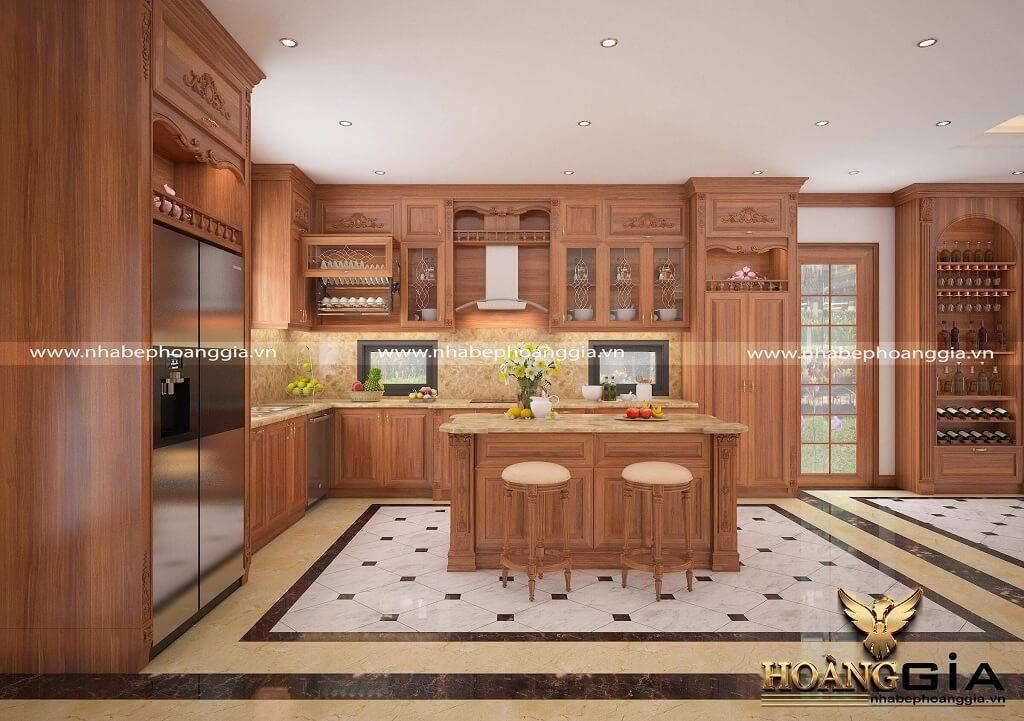 thiết kế thi công nội thất biệt thự Vinhomes Riverside
