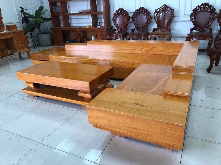 mẫu sofa nguyên khối đẹp nhất 2021