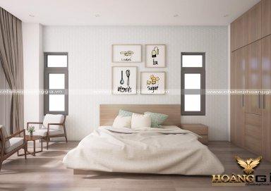 Mẫu thiêt kế nội thất chung cư cho người độc thân
