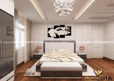 Mẫu thiết kế phòng ngủ hiện đại hợp xu hướng 2019