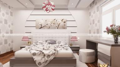 [Khám phá]Phòng ngủ nhỏ nên sơn màu gì?
