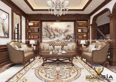 Cập Nhật Xu Hướng Thiết Kế Nội  Thất biệt thự mới nhất 2019