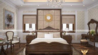 Hướng giường ngủ tính đầu hay chân sẽ hợp phong thủy