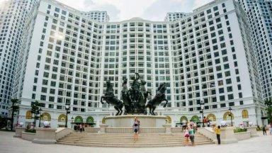 Mẫu thiết kế nội thất chung cư Royal City cao cấp