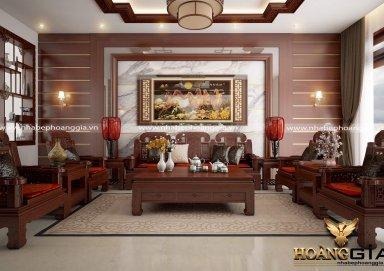 Tìm hiểu thiết kế nội thất tân cổ điển cho nhà phố
