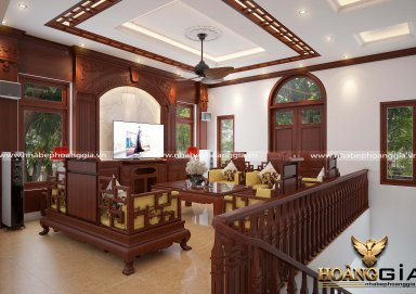 Tư vấn thiết kế nội thất biệt thự theo phong cách tân cổ điển