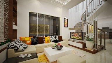 Tư vấn thiết kế nội thất tối ưu cho nhà 40m2 đẹp, sang trọng