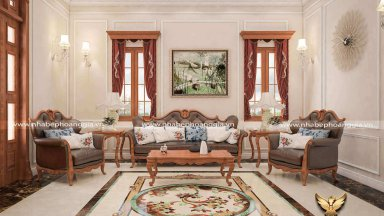 Hướng dẫn cách bảo quản sofa gỗ đơn giản tại nhà