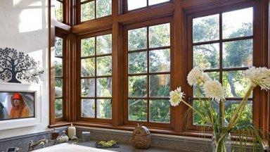 Những mẫu song cửa sổ gỗ đẹp, ấn tượng và sang trọng