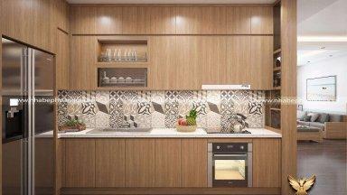 Giải đáp: Có nên đóng tủ bếp HDF không?