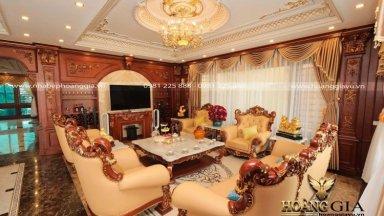 Công ty thiết kế thi công nội thất biệt thự tại Quảng Bình chuyên nghiệp
