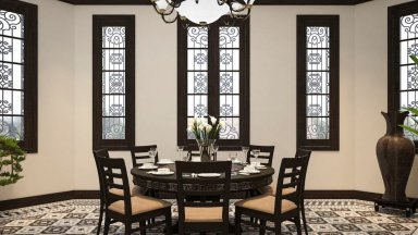 Những điểm đặc biệt trong phong cách thiết kế nội thất Đông Dương