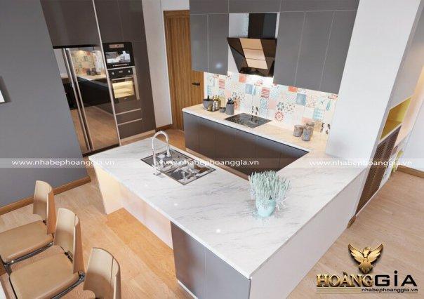 Dự án thiết kế nội thất chung cư Ngoại Giao Đoàn
