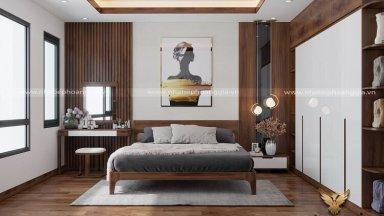 Cuốn hút với các mẫu giường ngủ gỗ tự nhiên đẹp lịch lãm