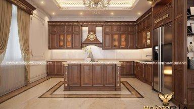 Kích thước quầy bar phòng bếp chuẩn nhất