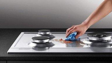4 bước làm sạch bếp ga đơn giản và an toàn nhất