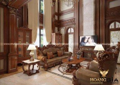 Chiêm ngưỡng mẫu bàn ghế phòng khách tân cổ điển đẹp nhất 2020