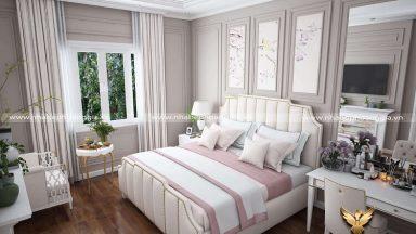 Tư vấn lựa chọn màu sơn phòng ngủ đẹp phù hợp