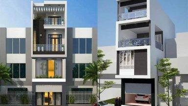 8 mẫu nhà phố 4 tầng đẹp nhất năm 2019
