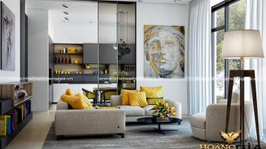 Tư vấn cách chọn sofa phòng khách đẹp, ấn tượng nhất