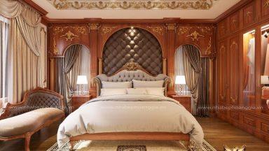 Một số nguyên tắc thiết kế phòng ngủ tân cổ điển bạn cần biết