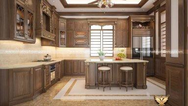 03 nguyên tắc thiết kế tủ bếp quan trọng mà bạn không thể bỏ qua