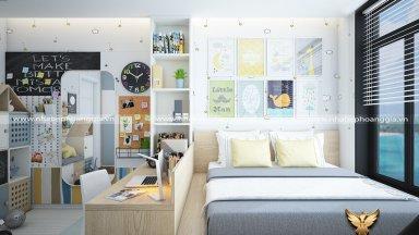 Bỏ túi những nguyên tắc thiết kế phòng ngủ hiện đại