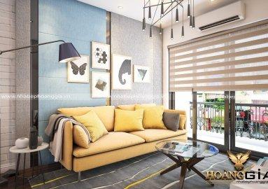 Dự án thiết kế nội thất nhà chị Hương – Hoàng Mai, Hà Nội